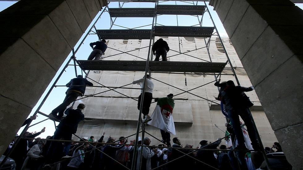مظاهرات مستمرة في الجزائر للأسبوع الـ 51 على التوالي