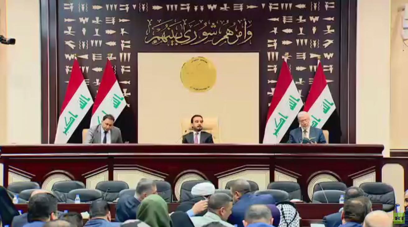 عقبات تواجه تشكيل الحكومة العراقية الجديدة