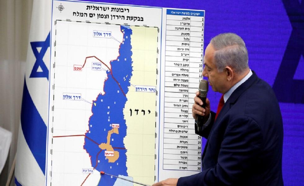 رئيس الوزراء الإسرائيلي -  بنيامين نتنياهو