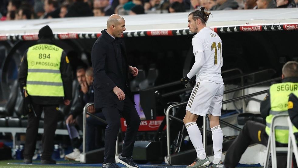 زيدان يعلن قائمة ريال مدريد لمواجهة أوساسونا