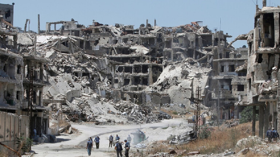طهران تنفي تمويل مشروع بناء 30 ألف وحدة سكنية في سوريا وتوضح دورها فيه