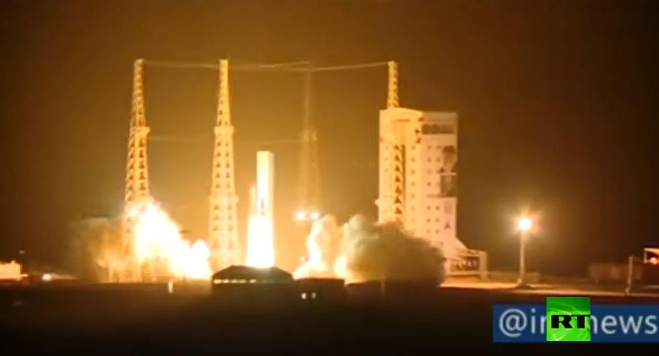 عملية فاشلة لإطلاق قمر صناعي إيراني إلى الفضاء