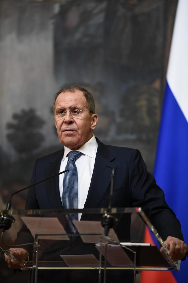 روسيا: مستعدون لمفاوضات متعددة الأطراف حول النووي بأي صيغة بإشراك كل الدول المعنية وليس فقط الصين