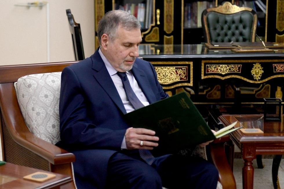 رئيس الحكومة العراقية المكلف محمد توفيق علاوي