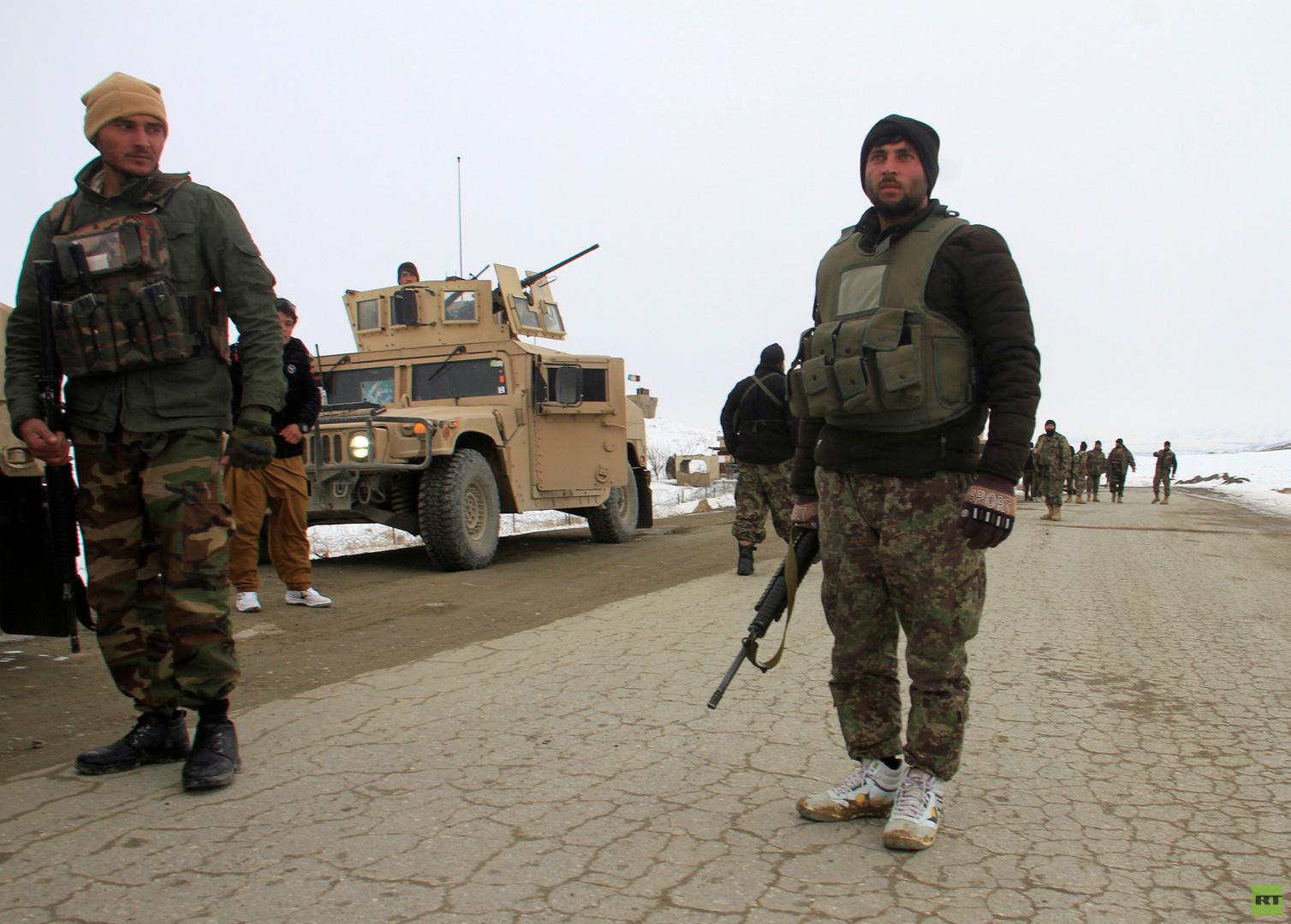 تصفية 35 مسلحا في أفغانستان من بينهم المسؤول عن السلاح الليزري