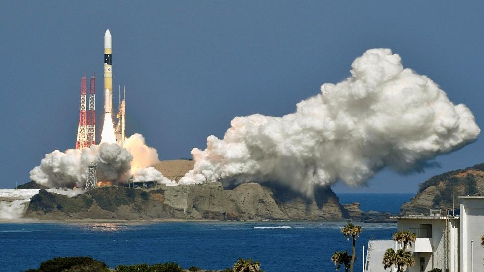 اليابان تعزز منظومتها الفضائية بقمر جديد