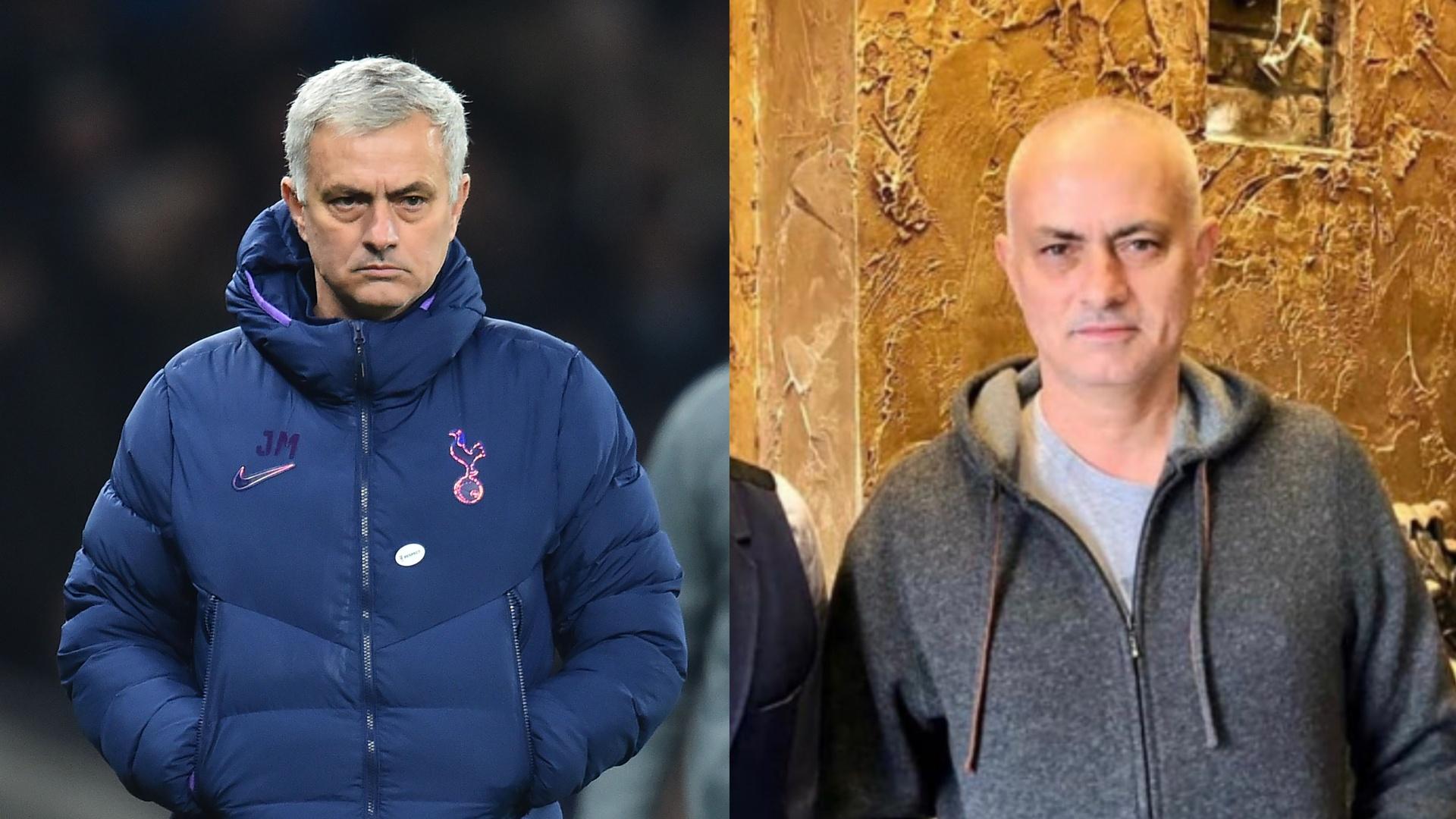 Mourinho afslører årsagen bag sit nye look