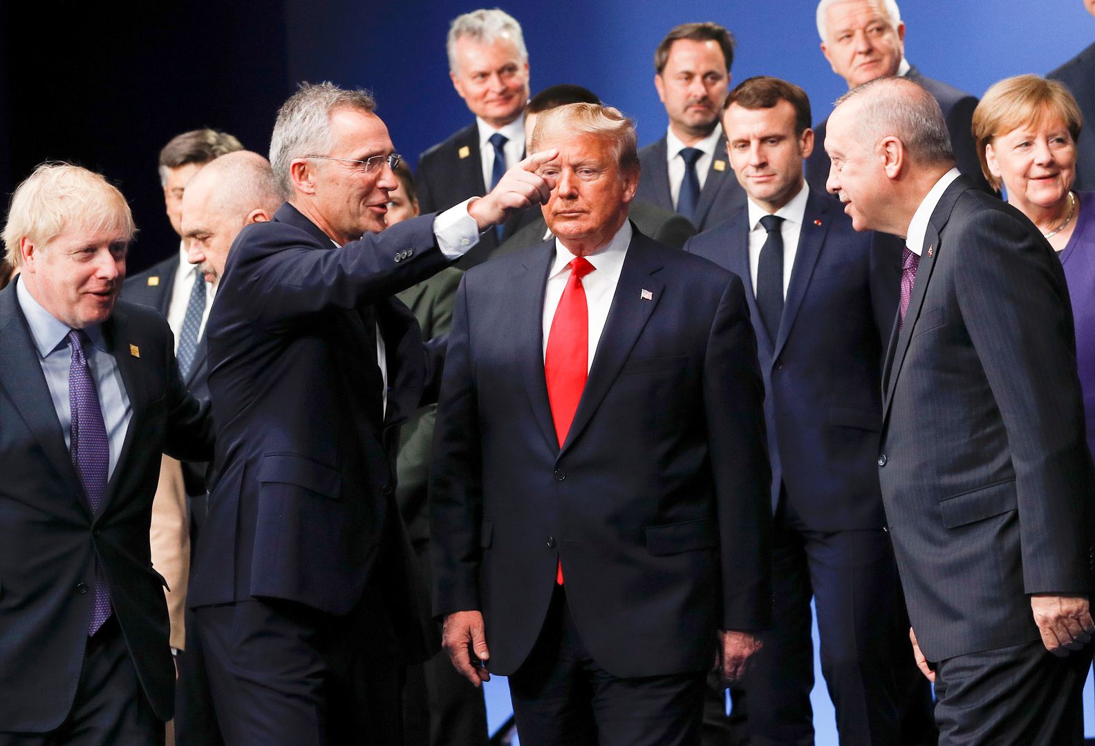 الناتو لن يأتي لمساعدة أردوغان في سوريا