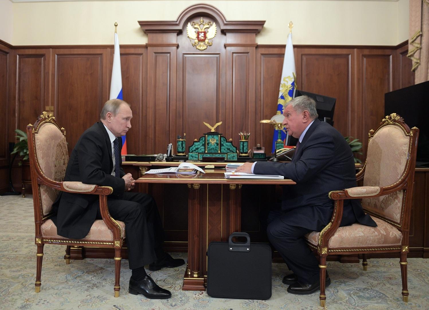 مشروع روسي في منطقة القطب الشمالي سيساهم بنمو الاقتصاد المحلي بـ2% سنويا