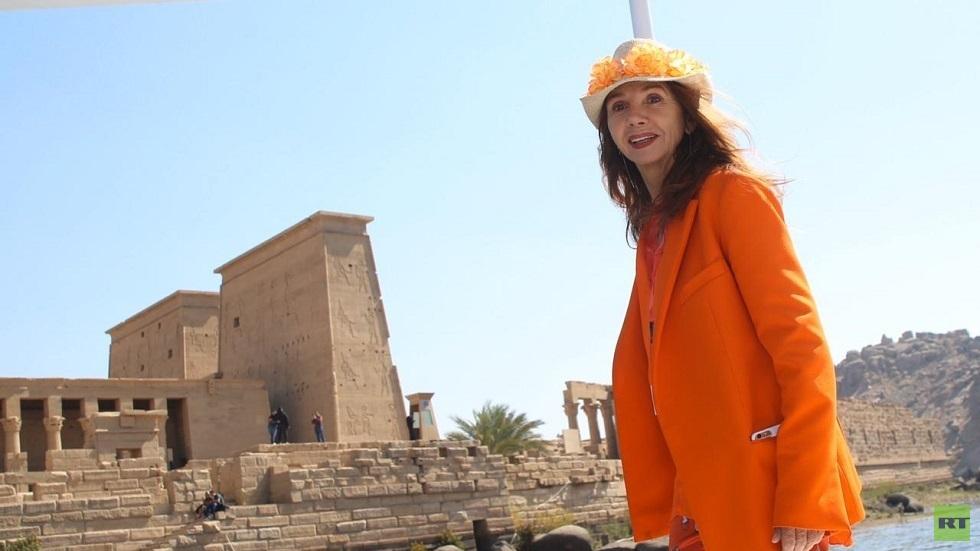 مهرجان أسوان لأفلام المرأة يكرم ممثلة ومغنية إسبانية شهيرة