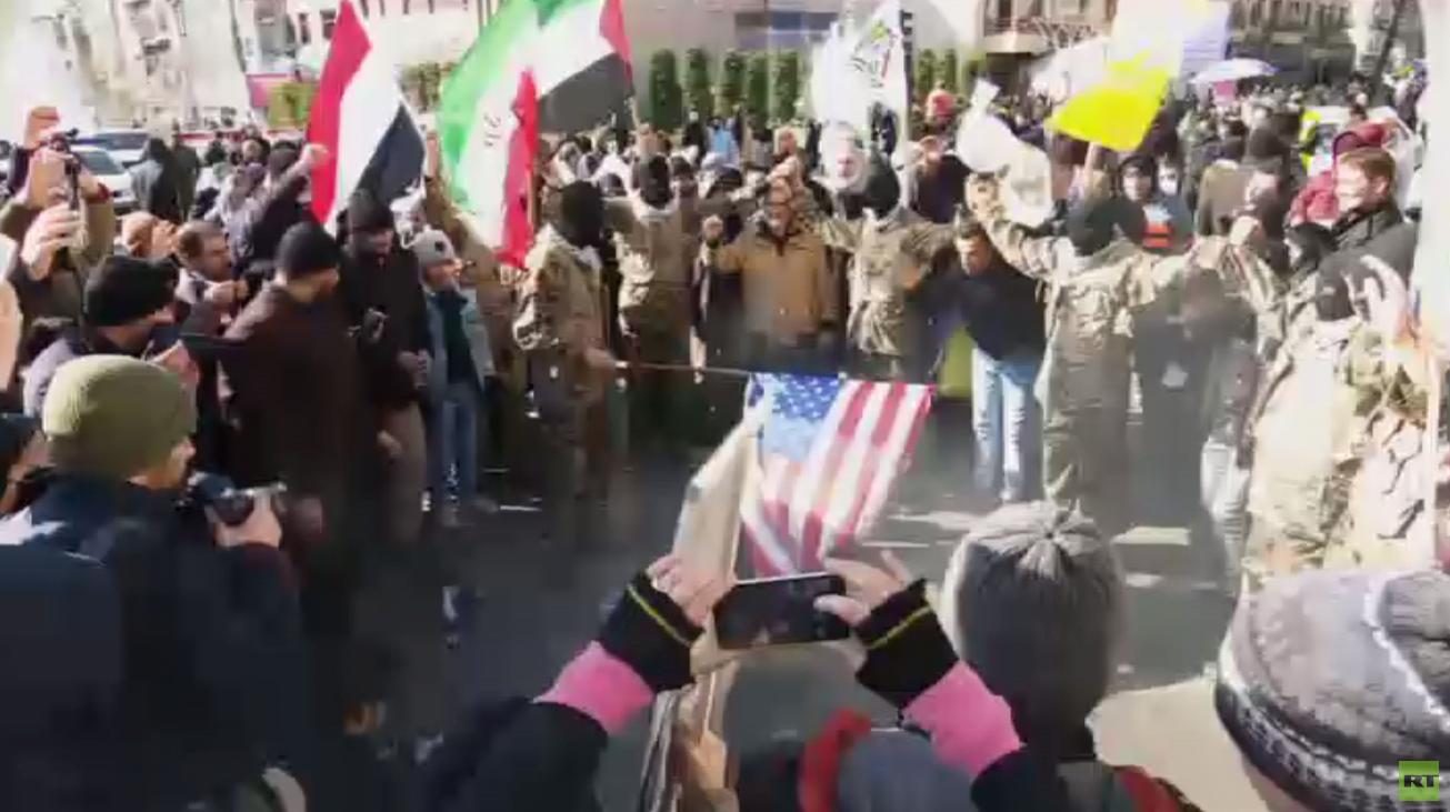 إيران تحيى الذكرى الـ41 لانتصار الثورة