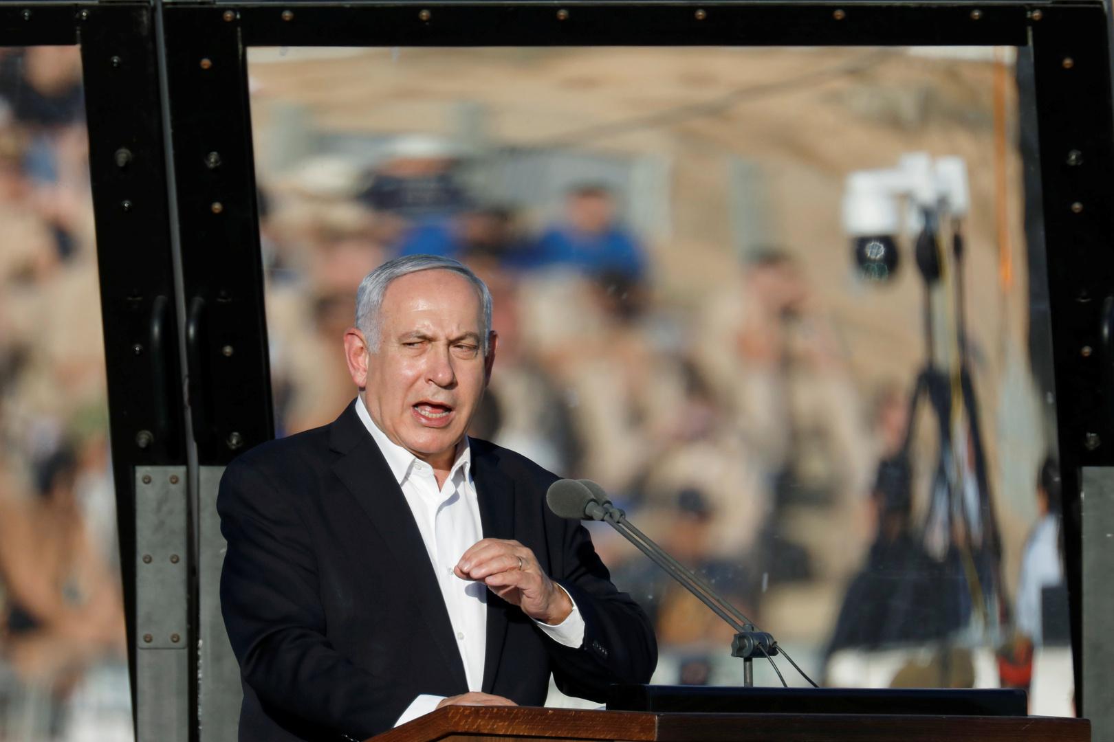 نتنياهو يتوعد قادة