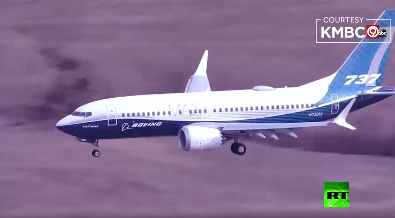 شركة بوينغ تجدد اختبارات طائرة بوينغ 737 ماكس