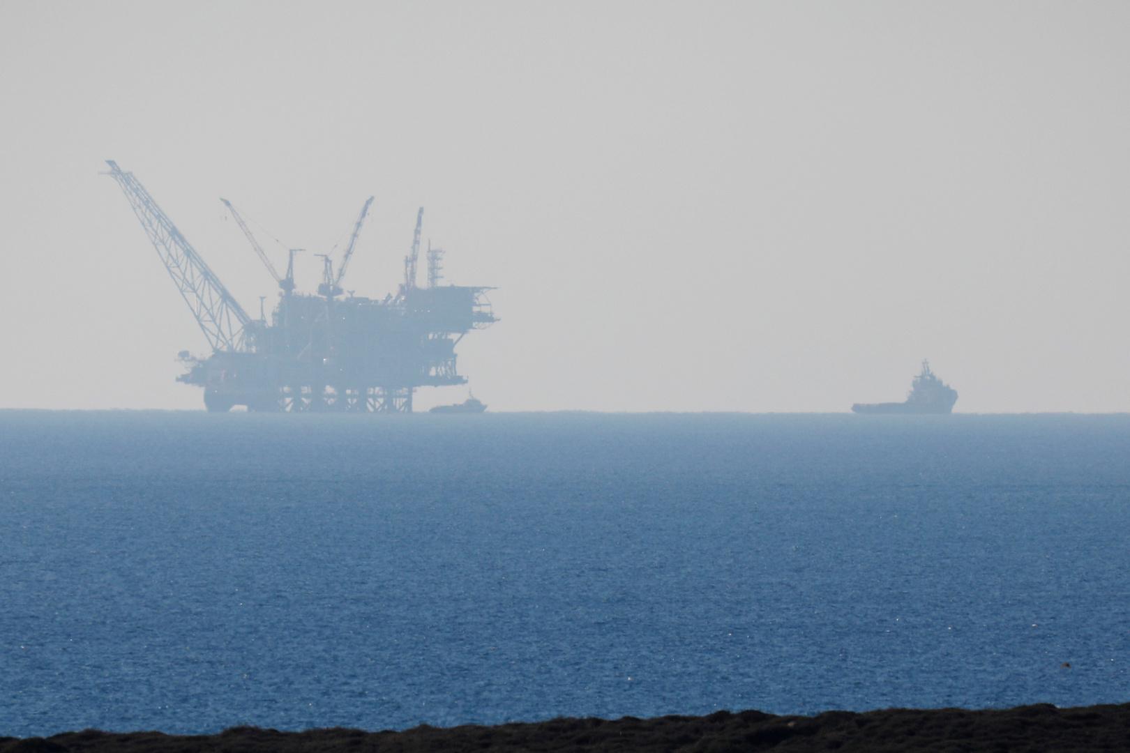 شركة إيطالية تبدأ حفر بئر استكشافية في شرق المتوسط في مياه مصر العميقة