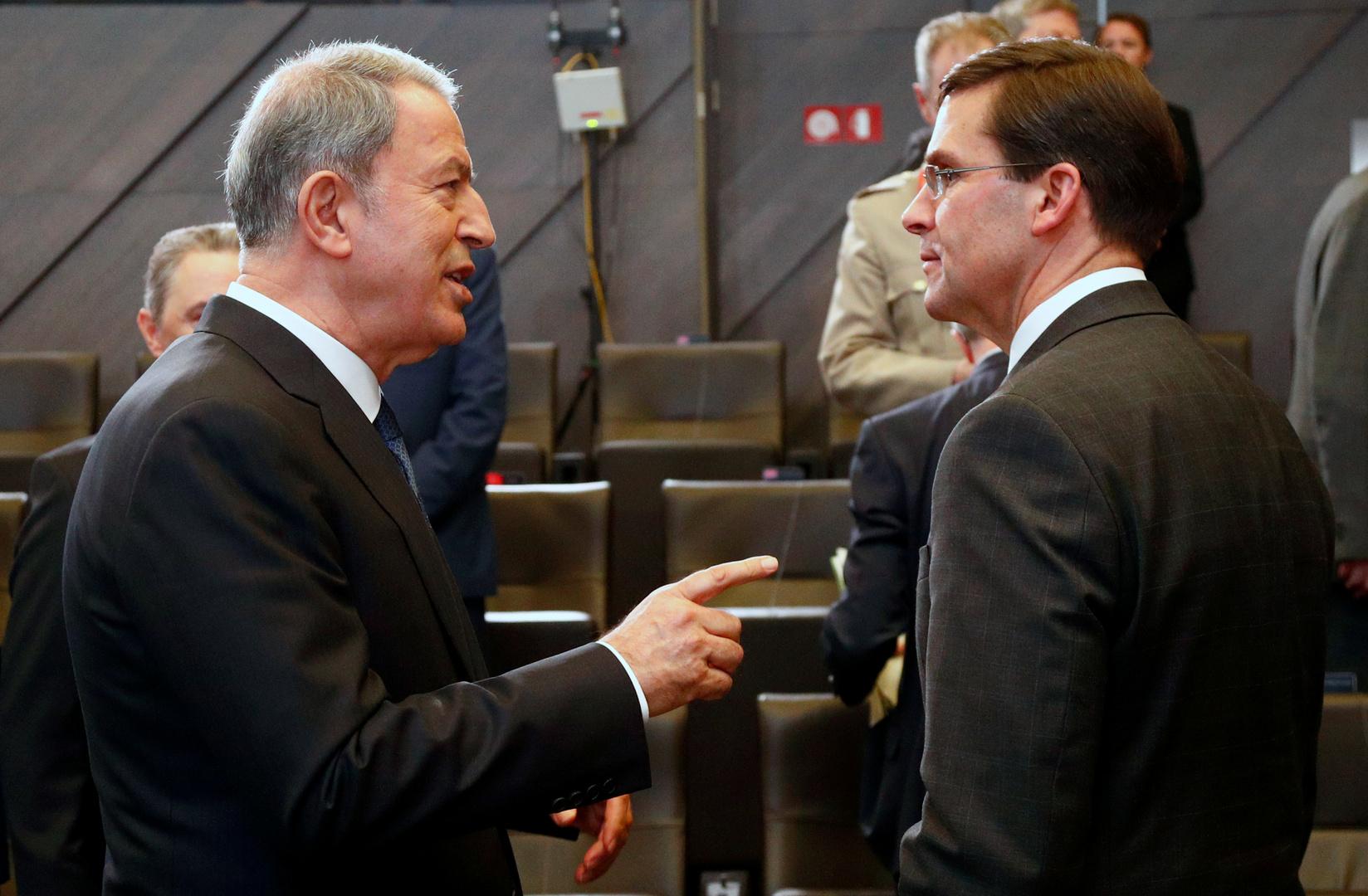 تركيا تدعو الولايات المتحدة والناتو لمنحها دعما ملموسا وسط التصعيد مع الجيش السوري
