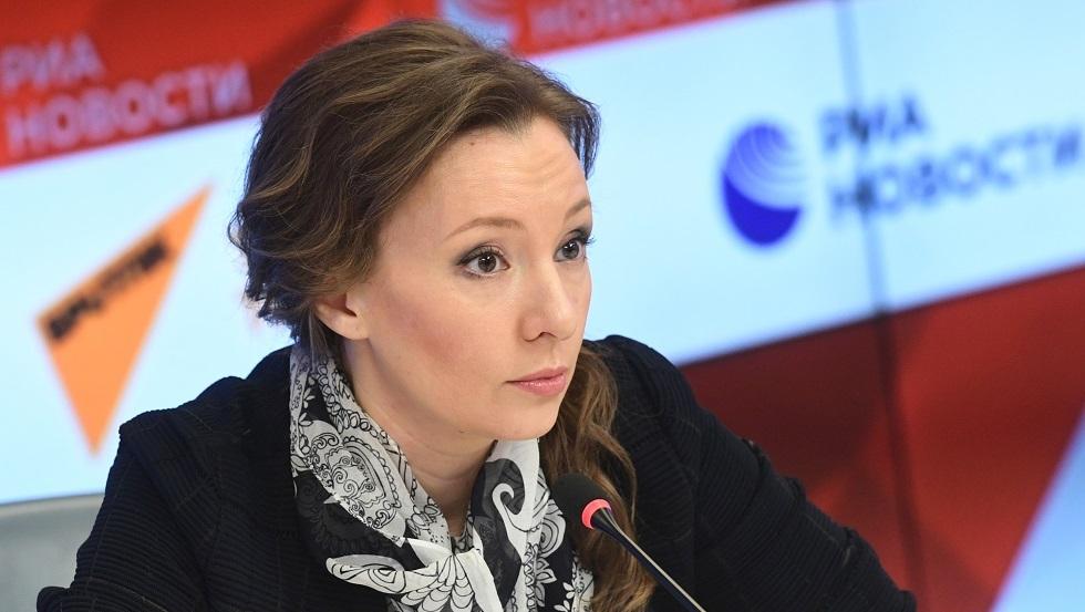 مسؤولة روسية: عودة 156 طفلا روسيا من سوريا والعراق خلال عام