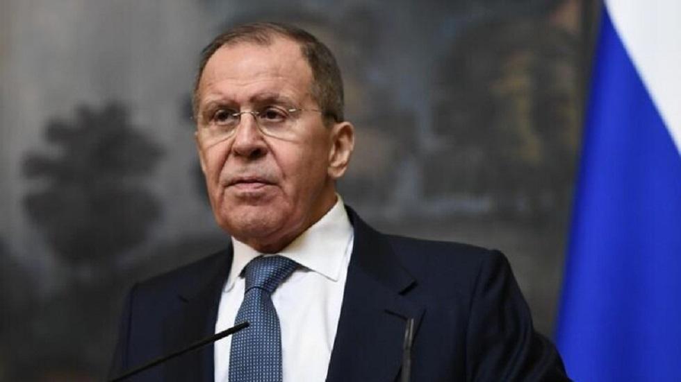 لافروف يدمر التحالف المناهض لروسيا بين الولايات المتحدة والاتحاد الأوروبي