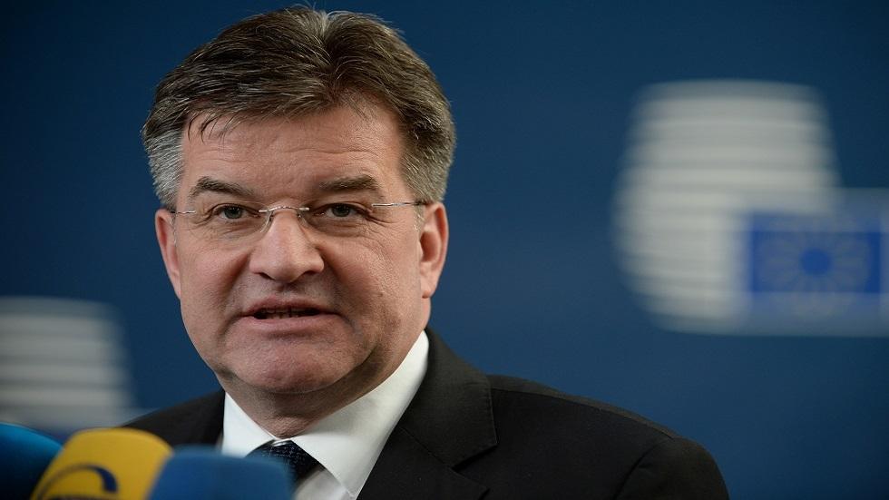 وزير الخارجية السلوفيني ميروسلاف لايتشاك