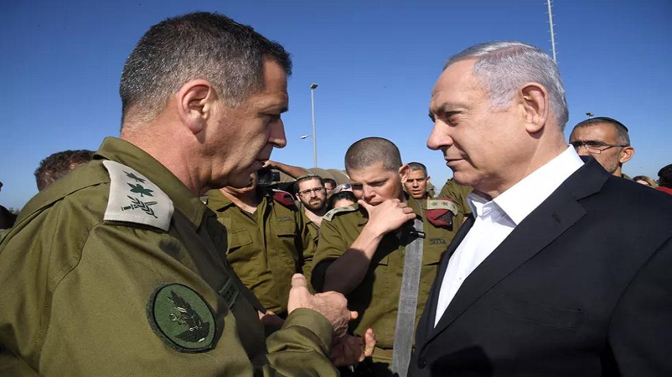 نتنياهو يستبعد الجيش الإسرائيلي من المشاركة في تنفيذ