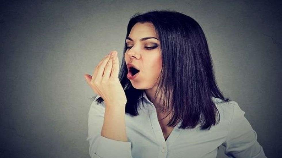 ماذا وراء رائحة الفم الكريهة؟