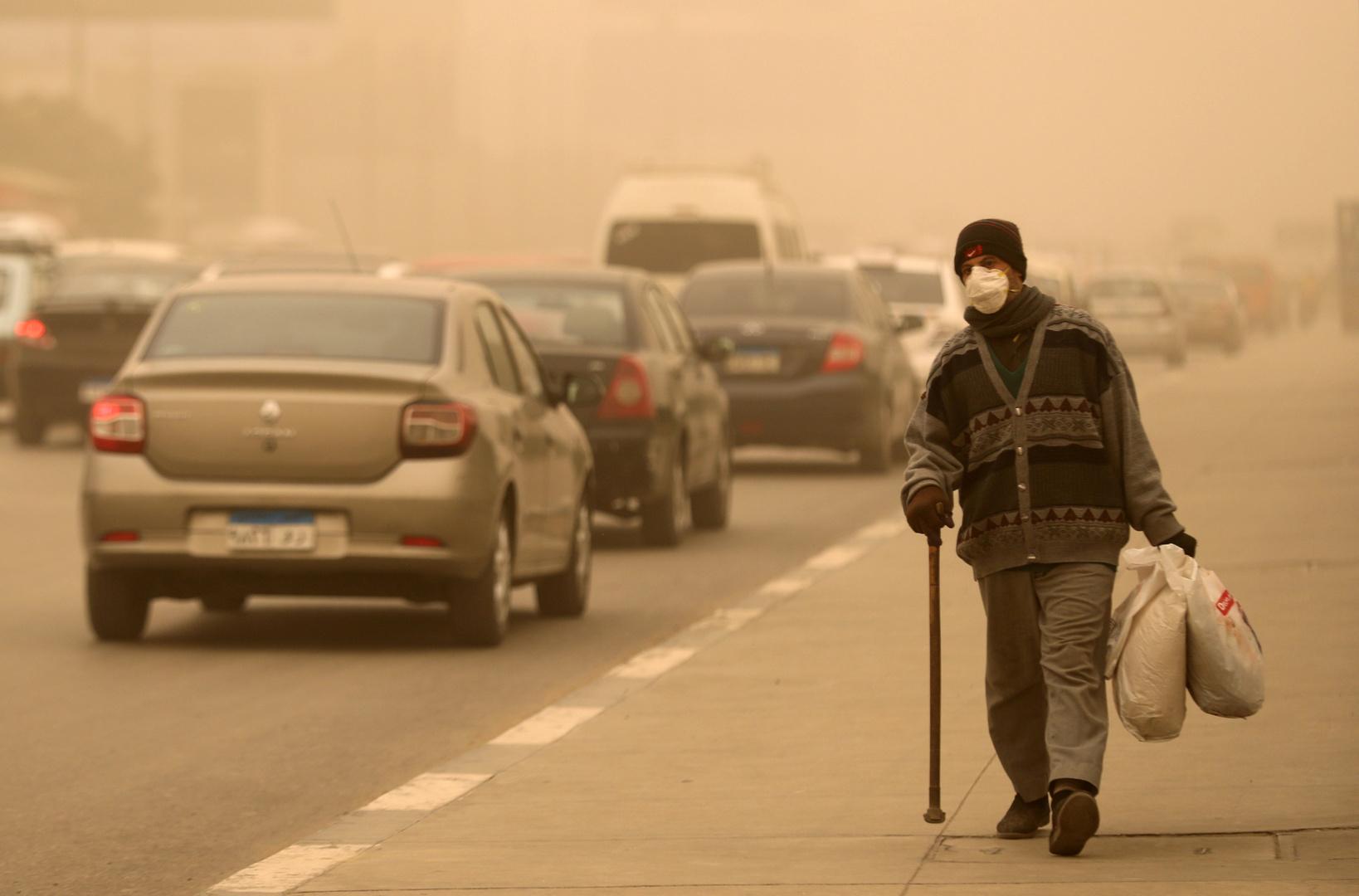 مصر.. الأرصاد الجوية تحذر من الطقس يوم السبت المقبل -