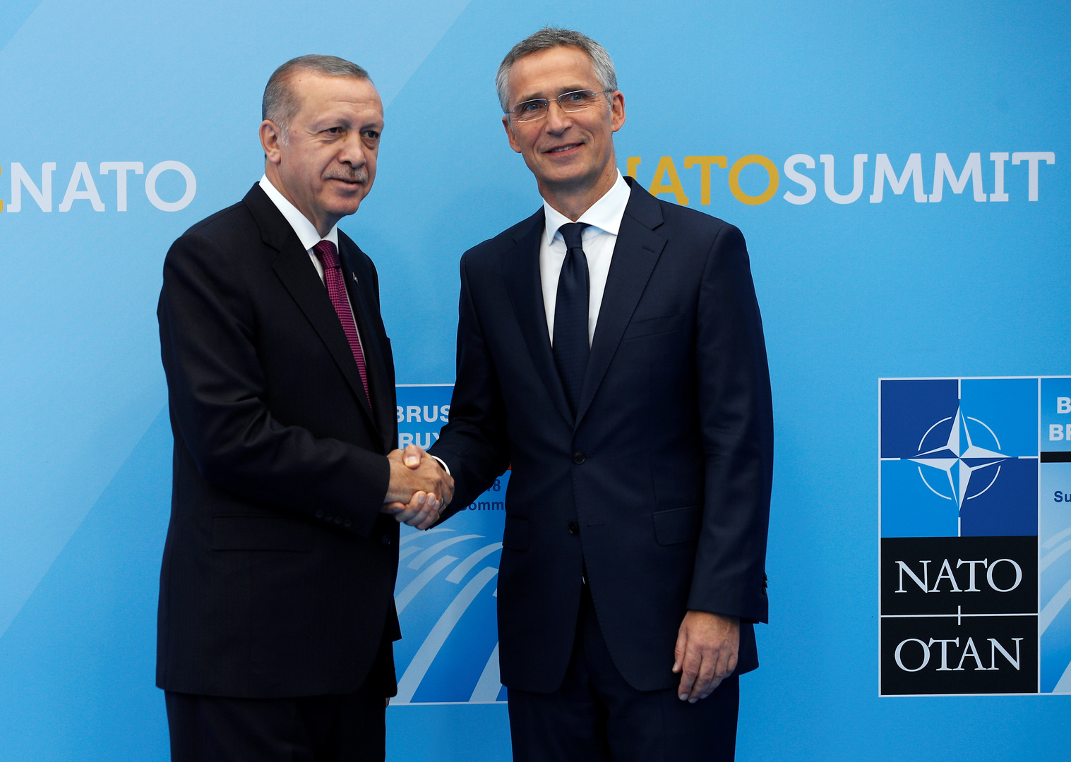 أردوغان يطلب الدعم من الناتو وبوتين مع دمشق كليا