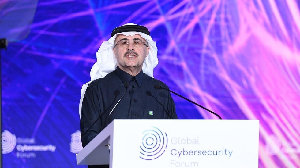 الرئيس وكبير الإداريين التنفيذيين لشركة أرامكو السعودي/ أمين الناصر