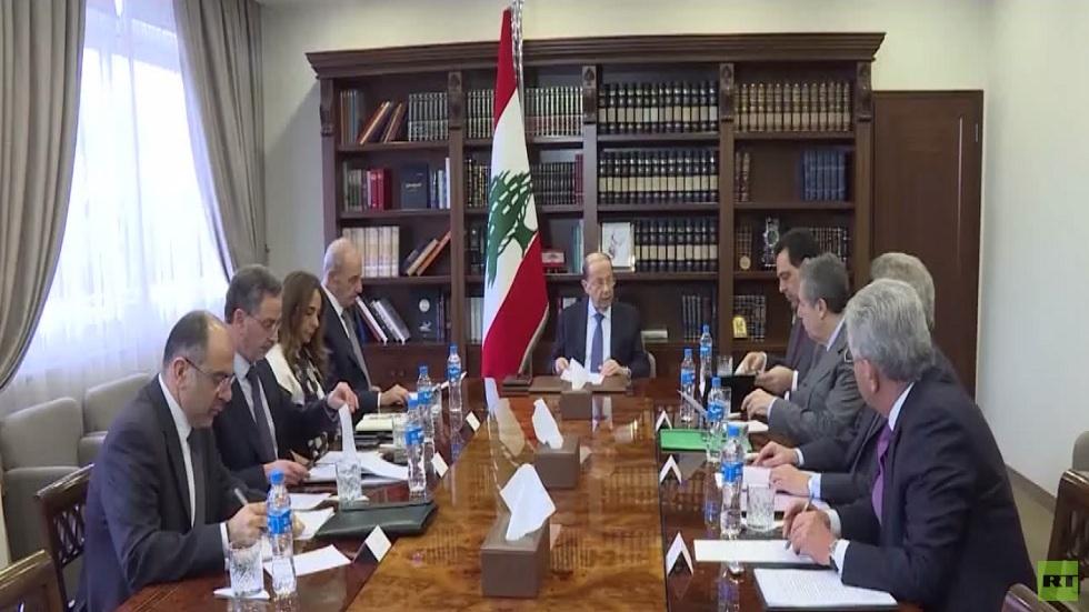 لبنان يطلب مساعدة صندوق النقد الدولي