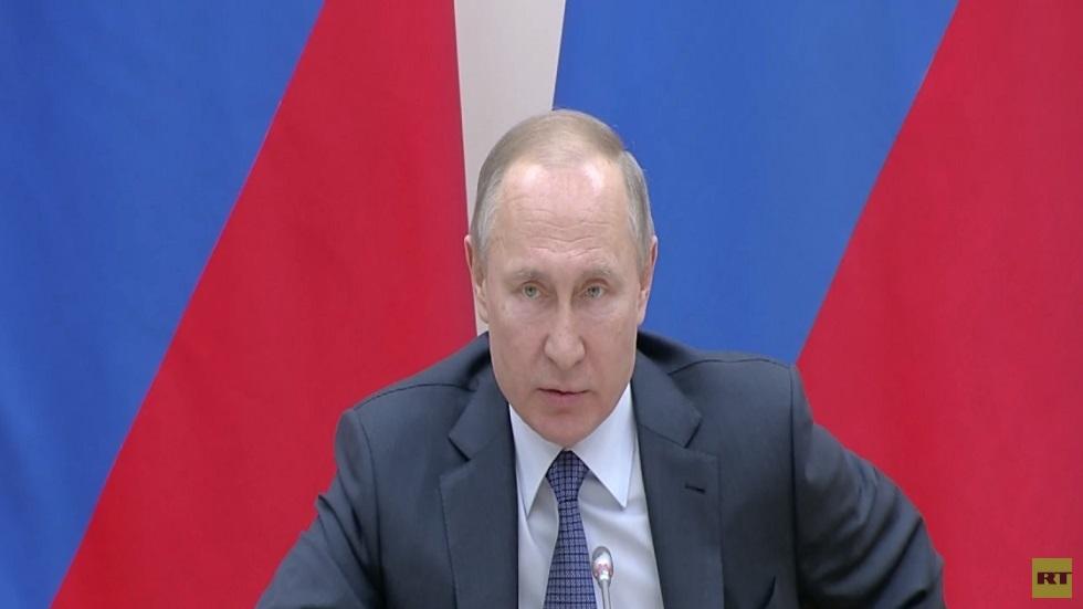 بوتين: تعديلات الدستور تحتاج موافقة شعبية