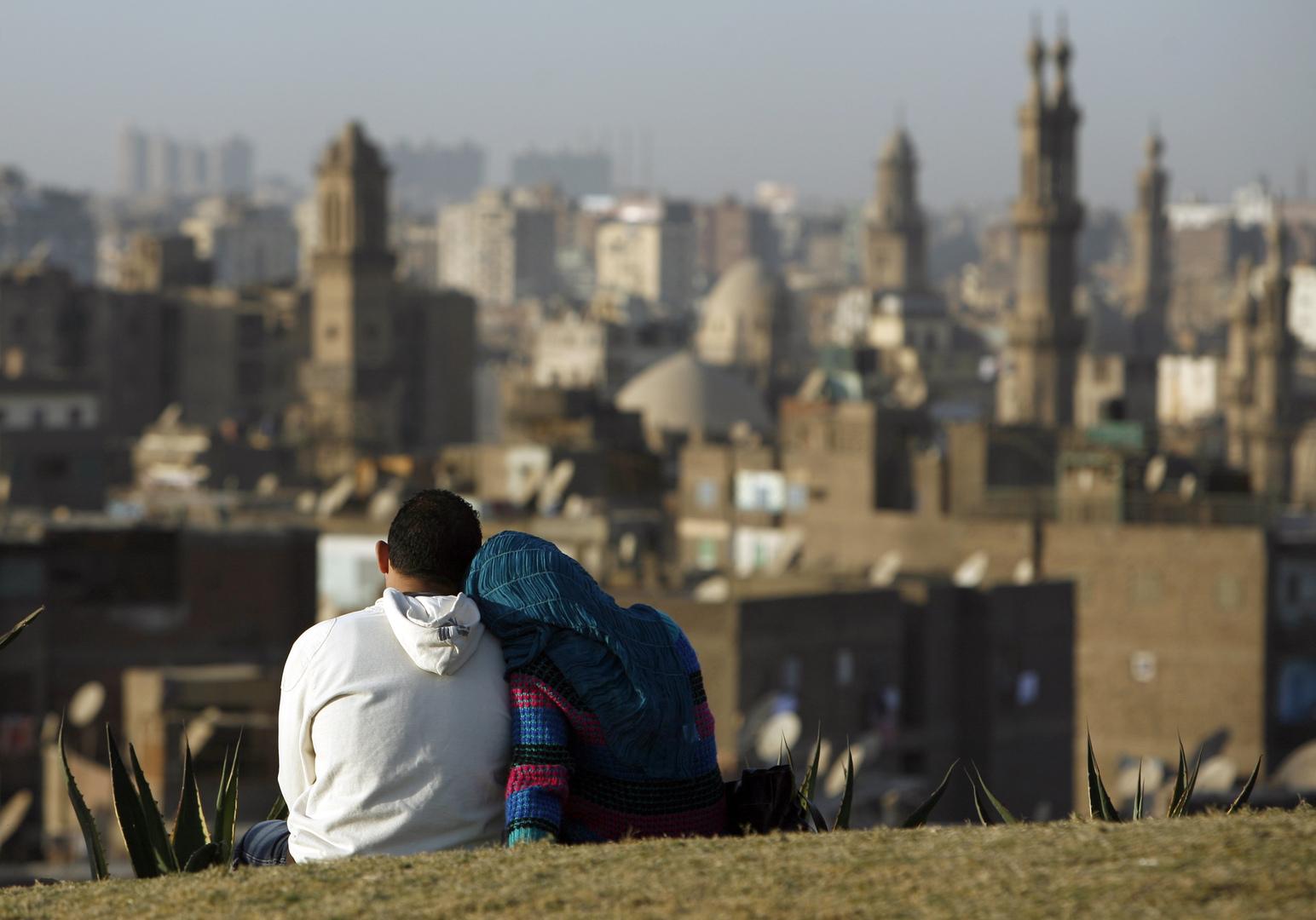 عيد الحب - مصر