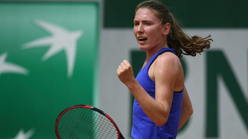 الروسية ألكسندروفا تبلغ ربع نهائي بطولة بطرسبورغ (فيديو)
