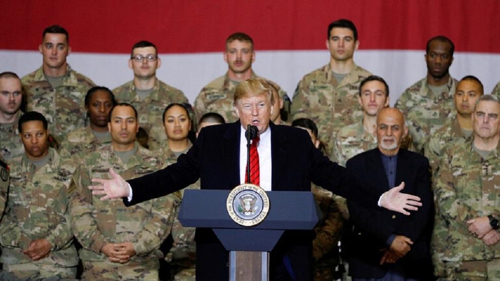 ترامب: قد نتوصل لاتفاق سلام مع