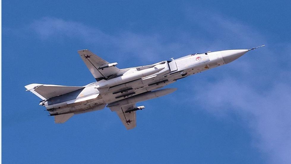 روسيا تبدأ بتحديث قاذفات سوخوي-24 الجزائرية