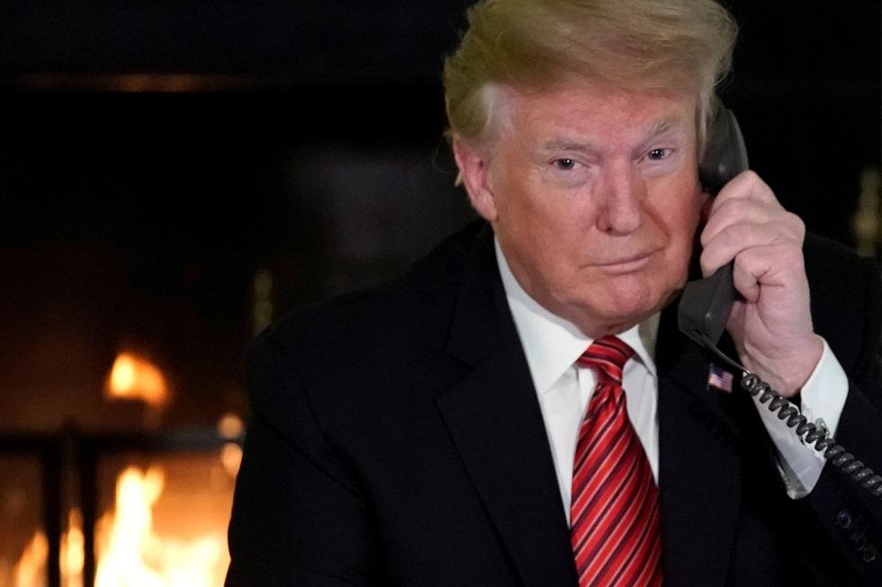 Trump overvejer at sætte en stopper for embedsmændets lytter til hans opkald med udenlandske ledere