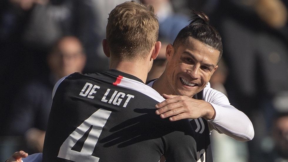 Ractic henviser til hans ønske om at flytte til Juventus og spille ved siden af Ronaldo