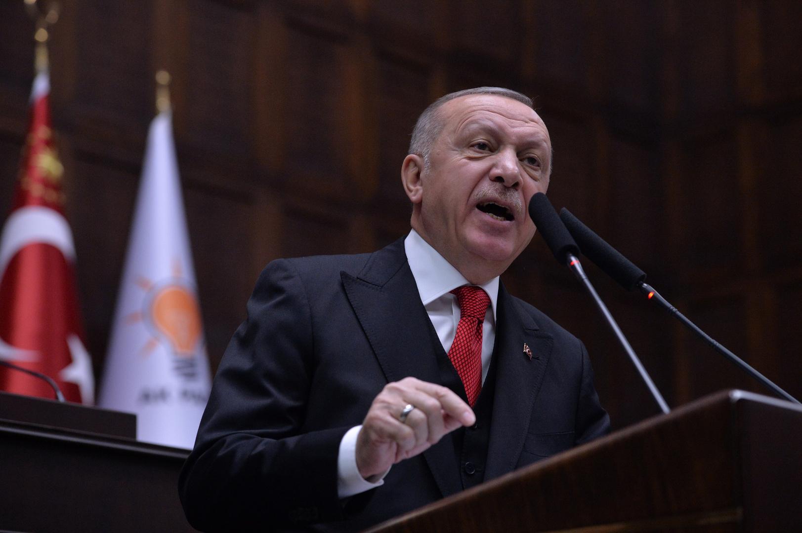 أردوغان، أردوغان، يا لهول أردوغان!
