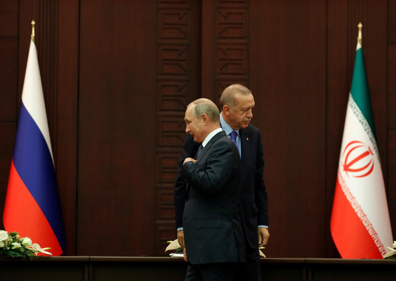 أردوغان يختبر صبر روسيا