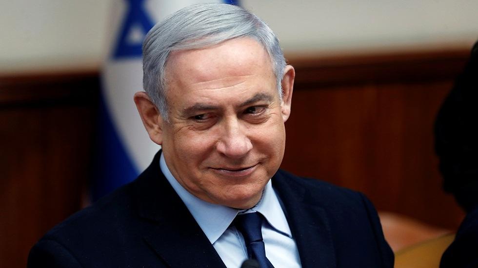 Netanyahu om angreb på Syrien: