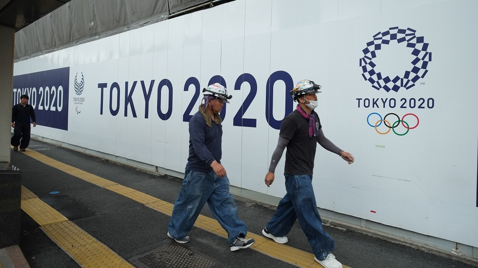 طوكيو تنفي نية تأجيل أو إلغاء دورة الألعاب الأولمبية وتحاول تبديد المخاوف
