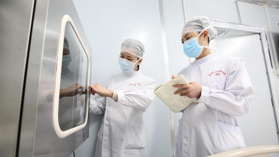 علاج من بلازما المرضى لفيروس