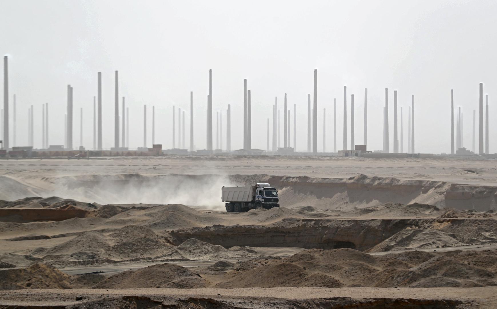 مصر بصدد إطلاق أول مصنع لتدوير إطارات الشاحنات