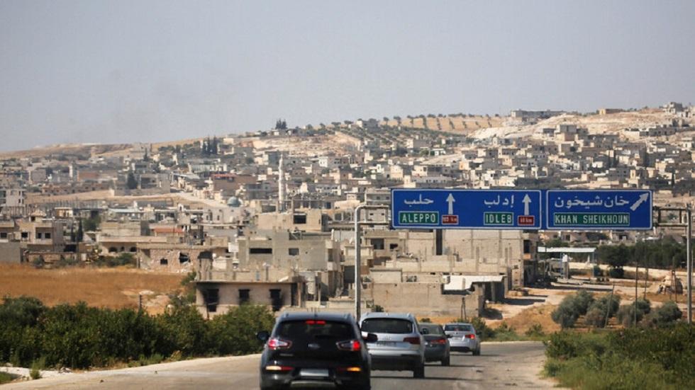 إدلب: معارك على جوانب الطرقات