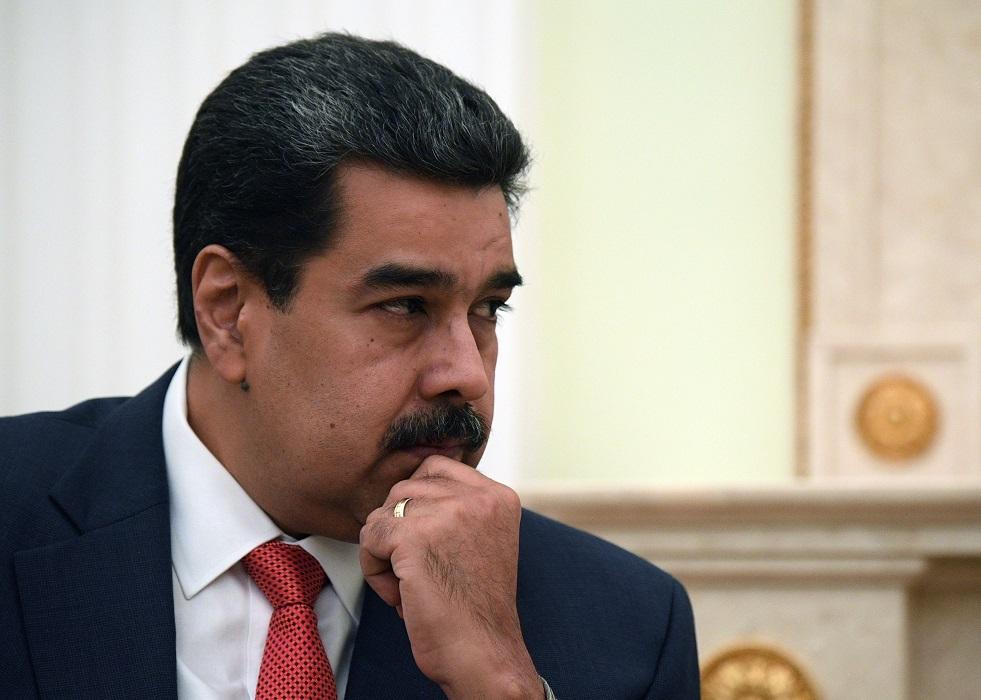 مادورو يتهم كولومبيا بتدريب مرتزقة لمهاجمة بلاده
