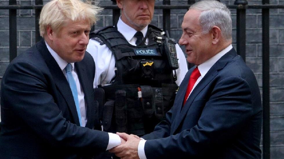 إسرائيل تطالب بريطانيا بأن تشمل اتفاقيتهما للتجارة الضفة والقدس والجولان