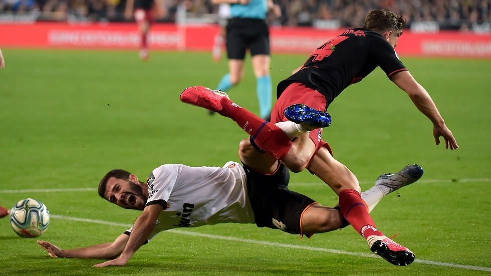 أتلتيكو مدريد وفالنسيا يتقاسمان النقاط في