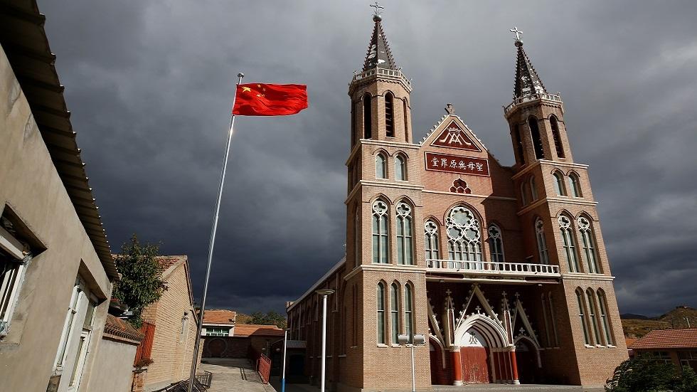 اجتماع نادر رفيع المستوى بين الفاتيكان والصين