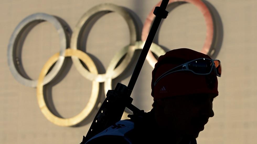 تجريد لاعب روسي من ذهبية التتابع للبياثلون