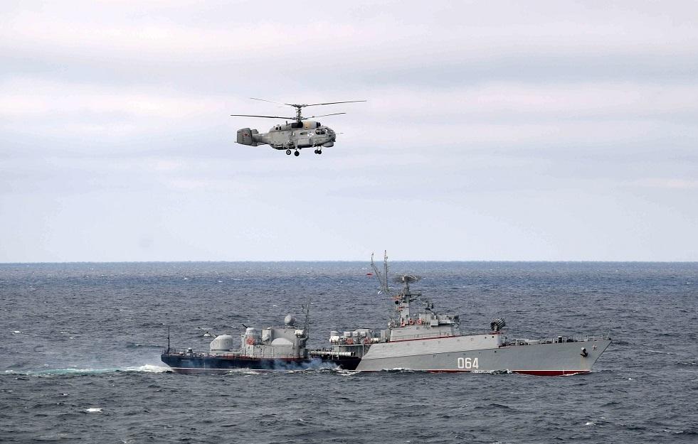 أوكرانيا تعثر على حليف مناسب لمواجهة روسيا في البحر الأسود