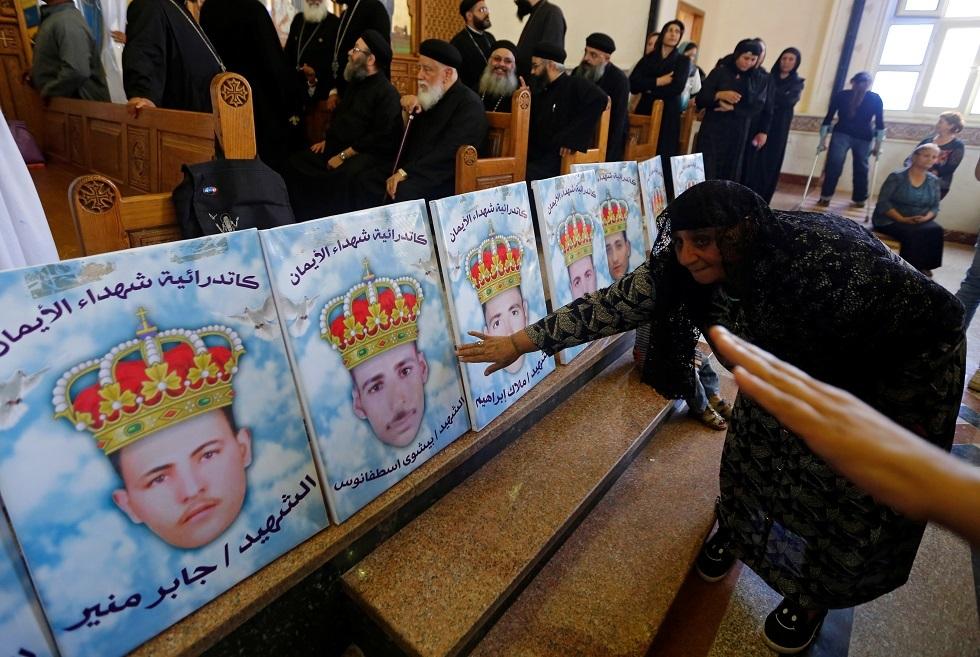 صور الأقباط ضحايا عملية الذبح في ليبيا
