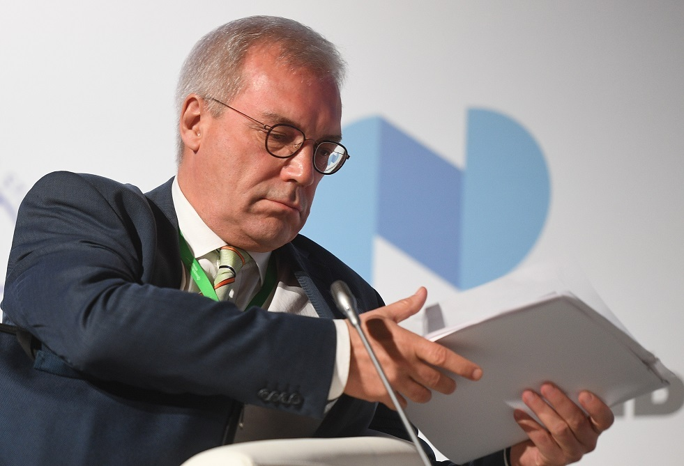 نائب وزير الخارجية الروسي ألكسندر غروشكو